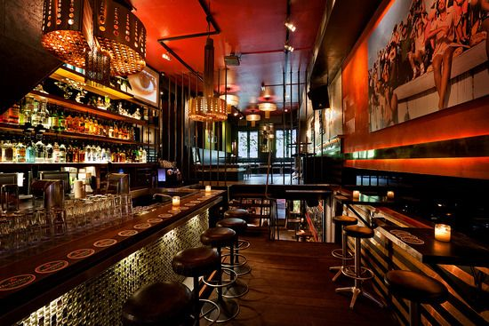 Hip Cafes Weber & Lux near Leidseplein | Amsterdam