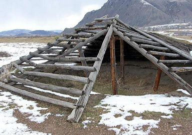 Pit House in Camp & Shelter Forum | SHTF      Survival