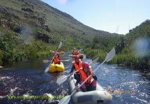 SA Forest Adventures - Orange River Rafting, South Africa http://bit.ly/294KD2C #dirtyboots #riverrafting #paddling #orangeriver #southafrica #rafting #trips