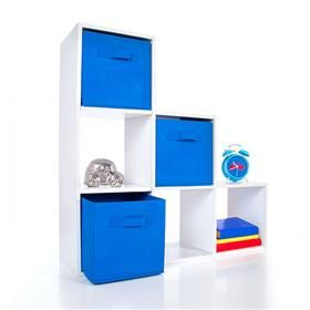 Children's 6 Cube Storage Unit