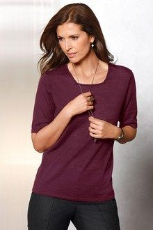 Capture Square Neck Jumper - from Ezibuy
