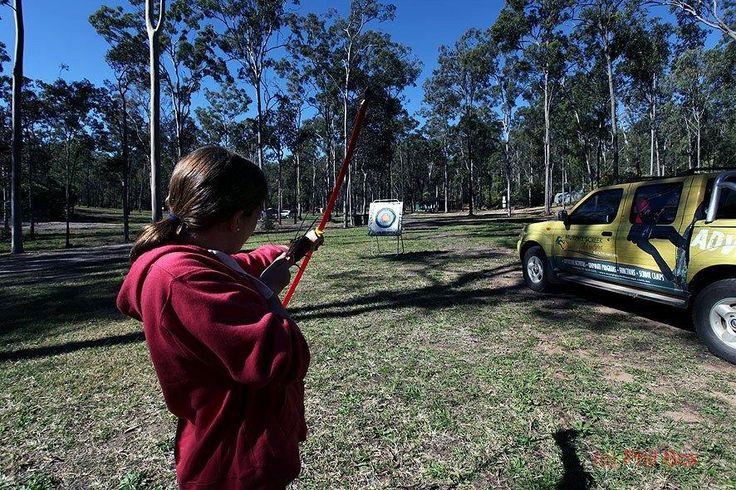 Archery Murphys Creek Adventures