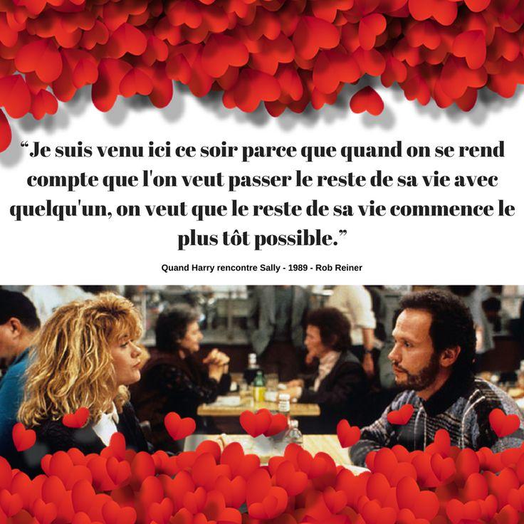L'amour est à l'honneur dans la phrase culte du mois de février 💘 #phraseculte #film #Oray #ecran #projection #SaintValentin #amour