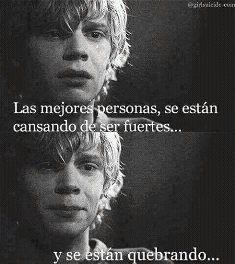Imagen de frases, american horror story, and sad