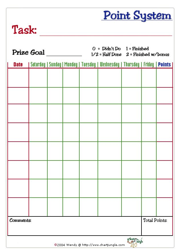 Printable T Chart   Formatscsat   Free Printable T Chart