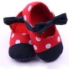 Dievčatka topánky Dojčenská polka dot topánky pre batoľa dievča Tenisky Lovely mokasíny Obuv pre malé dievčatká zapatos de bebe LH425 (Čína (pevninská časť))