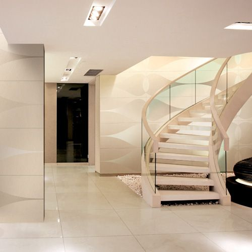 White Tear Drop Patterned 1200x600mm thin porcelain wall and floor tiles  installed in a luxury modern. 67 best Paris Tile Collection images on Pinterest   Porcelain