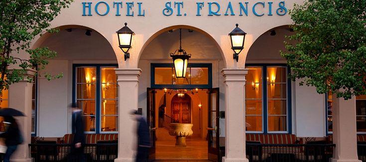 Hotels Santa Fe, Historic Hotel Santa Fe - Welcome to Hotel St. Francis