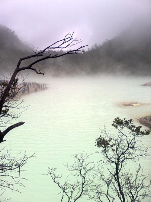 Kawah Putih - Bandung, Indonesia...been here 3 times and would love to go back :)