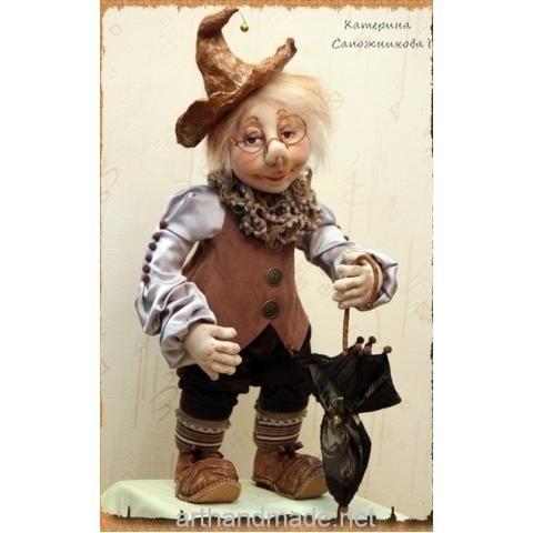 Doll Wise storyteller. Author Catherine Sapozhnikova - http://arthandmade.net/sapojnikova.ekaterina  Doll, textile doll, sculpture textile doll, interior doll, handmade doll, gift, original gift, interior, handmade, craft, Gallery Magical World, кукла, купить куклу, текстильная кукла, скульптурно-текстильная кукла, кукла ручной работы, подарок, оригинальный подарок, ручная работа, интерьер, Галерея Волшебный мир