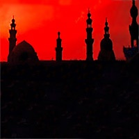 Fakta om Islam: Mosques Silhouette, Mosque Silhouette