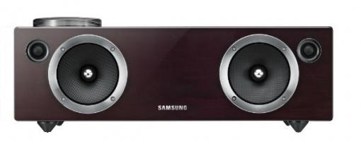 Draadloze luxe: Samsung's nieuwe DA-E750 audio dock
