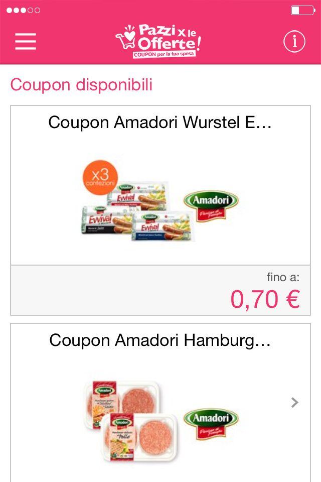 Scopri i coupon disponibili  #coupon #offerte