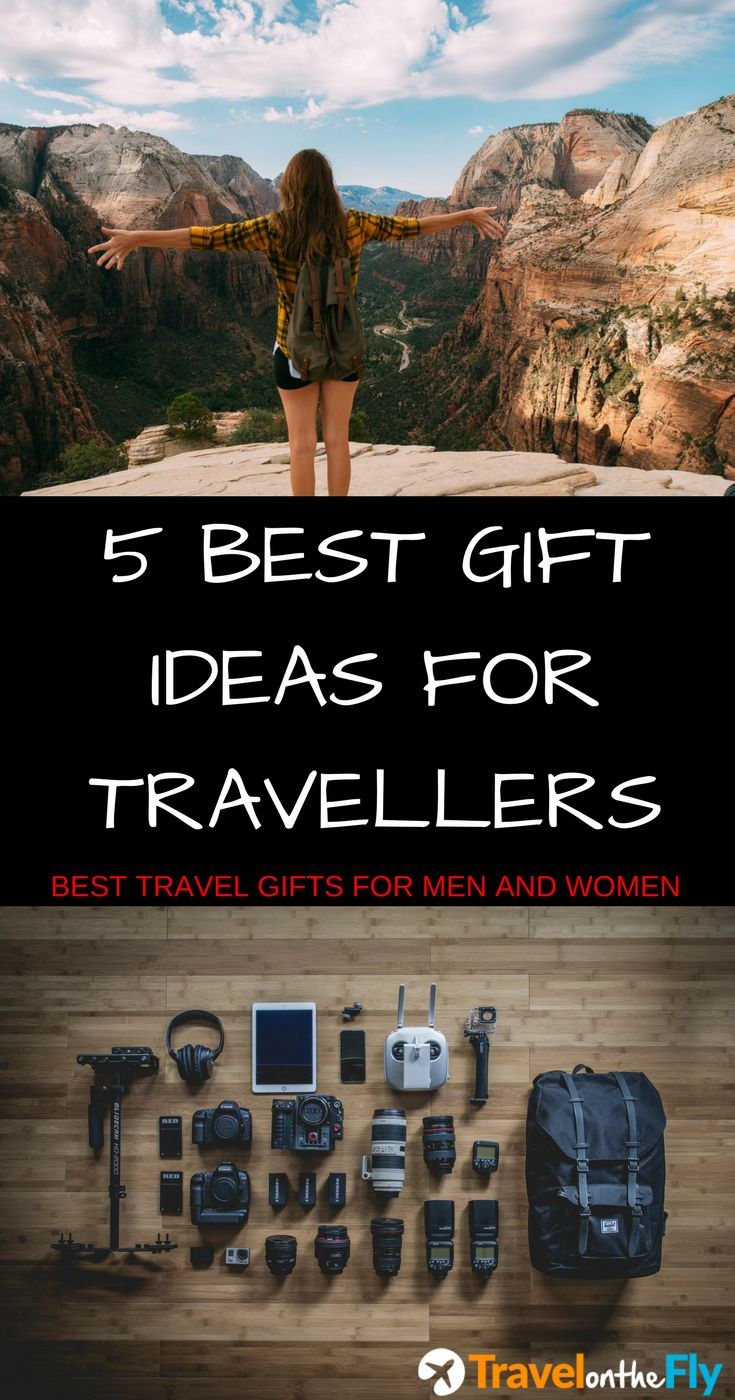 Best gift ideas for travellers, best travel gifts for men and women, care package gift ideas for travellers, best travel gifts friends, travel gift gadgets, unique travel gifts, gift ideas for someone going travelling