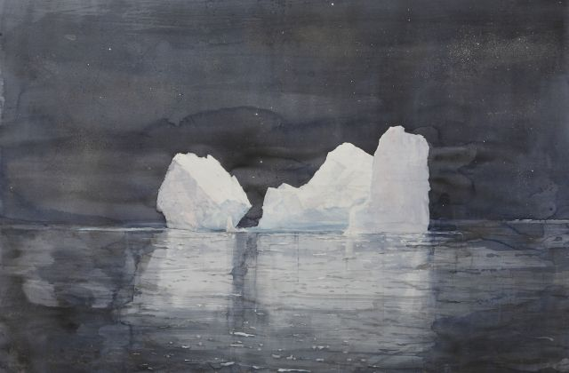 Emma Stibbon: Ice Mirage - The Island Review