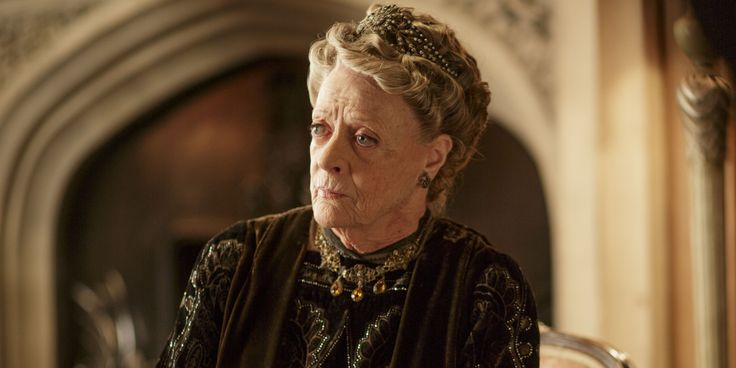 """Maggie Smith plans to leave Downton Abbey after Season 6. In an interview with the Sunday Times, she says """"They say this is the last one and I can't see how it would go on."""""""