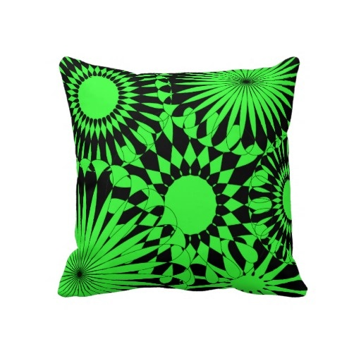 37 best lime green throw pillows images on pinterest. Black Bedroom Furniture Sets. Home Design Ideas