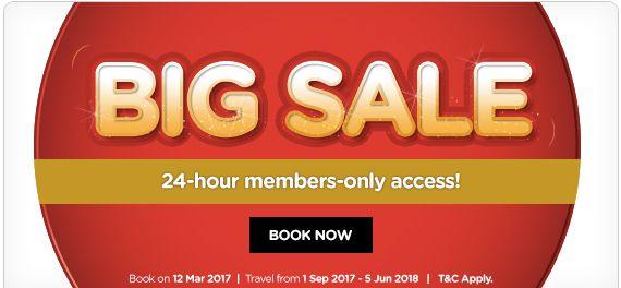 Air Asia Sale: Flugtickets in Südostasien für 3€, nach Indonesien 8€, Australien 33€