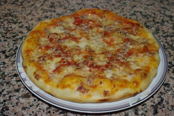 Pizza di Bonfi con magic cooker