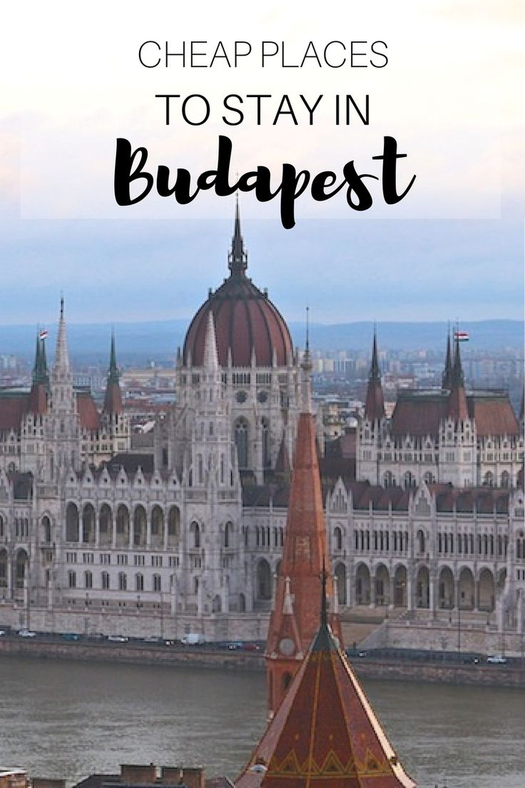 10 cheap places to stay in Budapest, Hungary | The Travel Hack