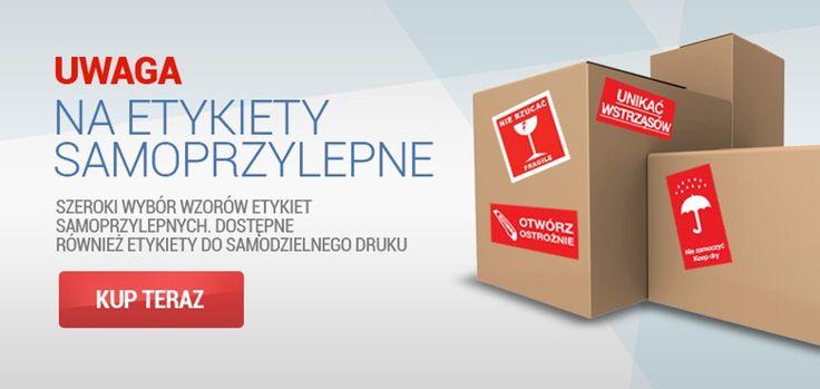 Bezpieczeństwo twojej przesyłki zapewniają nasze etykiety! Zobacz: http://neopak.pl/etykiety-naklejki-samoprzylepne-a4