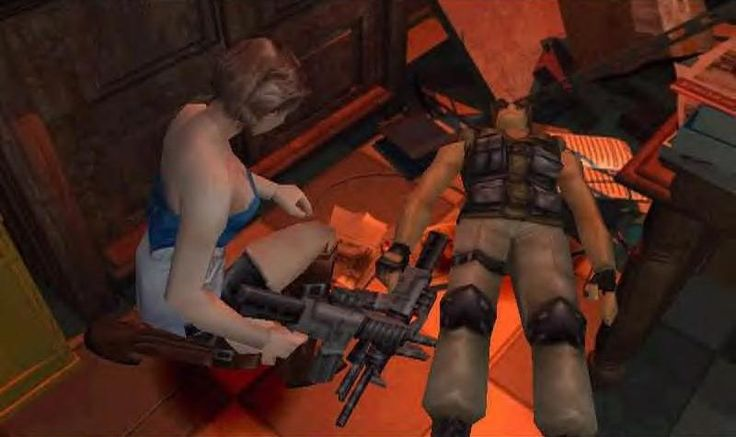 Resident Evil 3 Video Game Screenshots