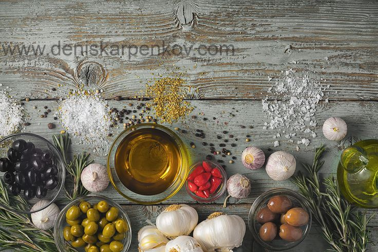 Olives and oil on the #Shutterstock: https://www.shutterstock.com/ru/pic-522687508/stock-photo-olives-with-seasoning-mix-on-the-blue-wooden-table-top-view.html?src=XNOP9riqiXW2oJXgFeLD9A-1-37