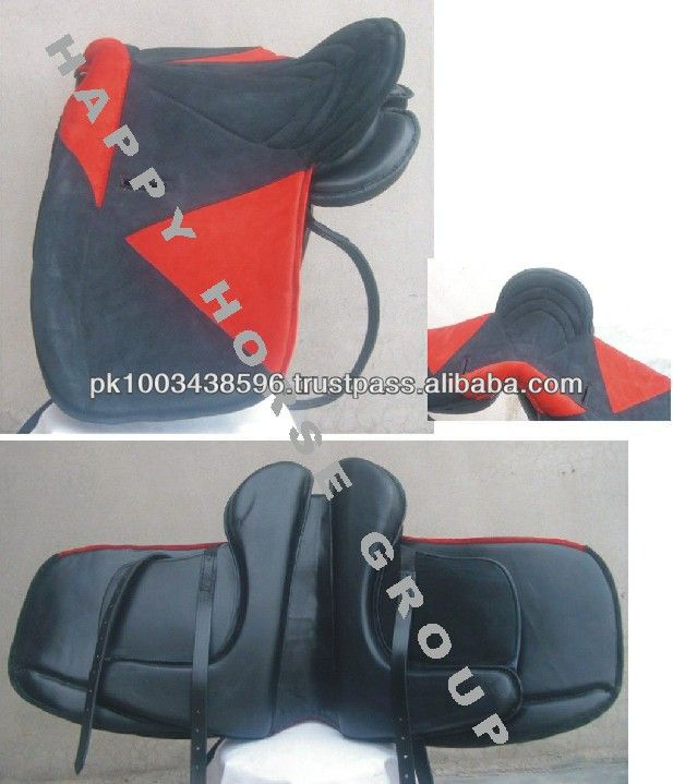 synthetic treeless saddles, cheap price synthetic saddles treeless