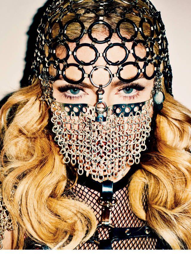 Madonna - Harper's BAZAAR Magazine