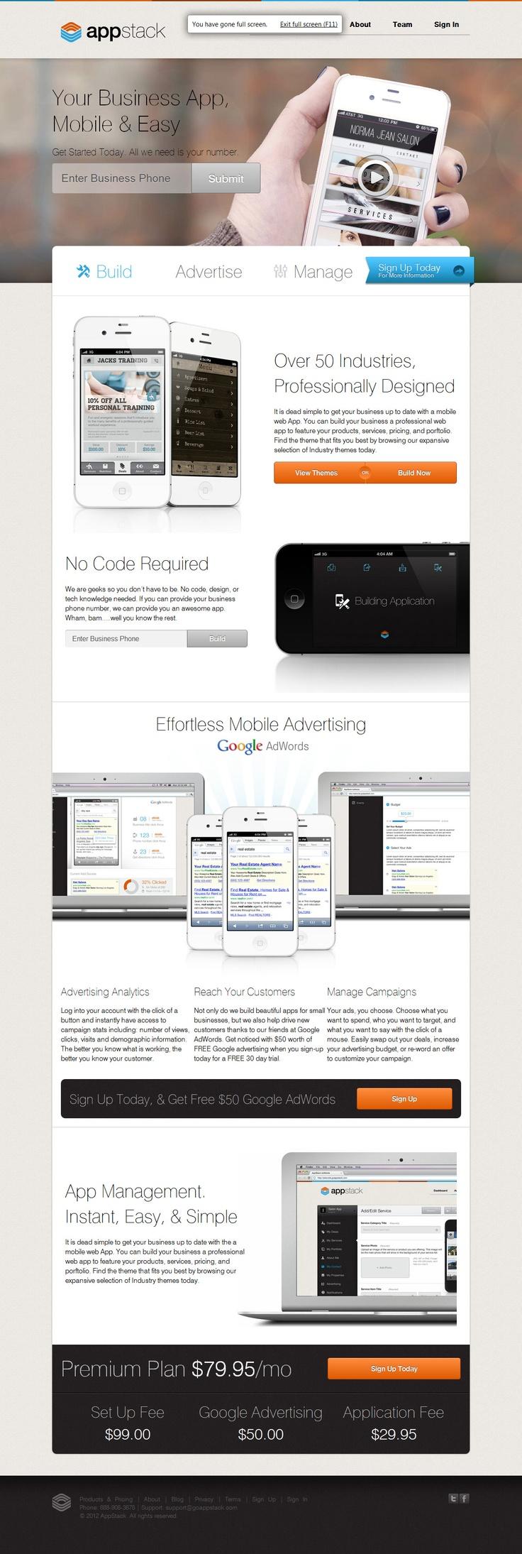 App Stack, 22nd May 2012