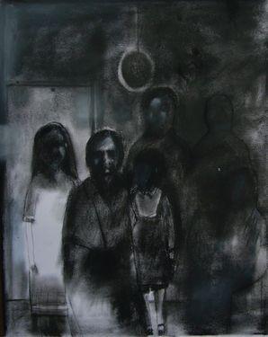 "Saatchi Art Artist Espen Erichsen; Drawing, ""Anniversary"" #art"