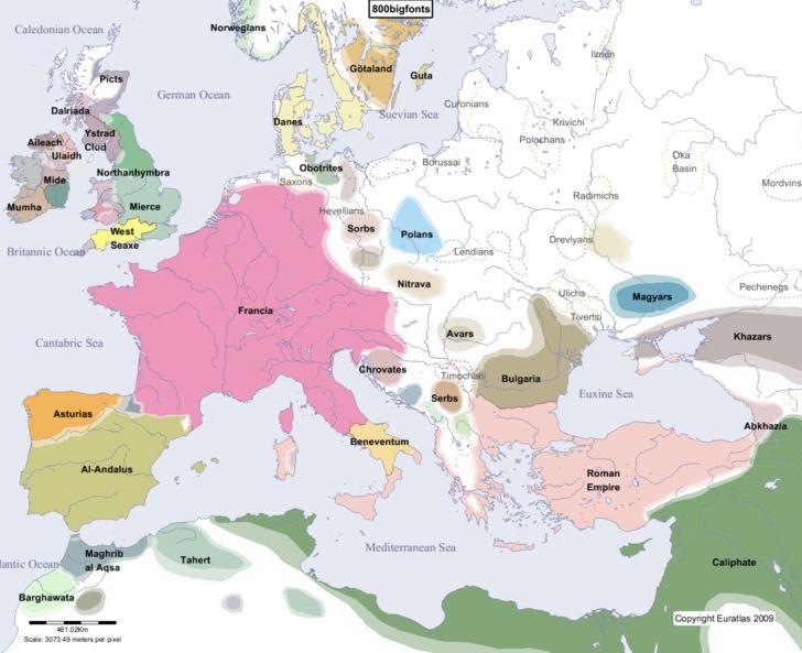 Czyli o przedniemieckiej historii Niemiec (Deutschland, Duitsland, Germany, Allemagne, Alemania,Německo, Almanya, Германия, Saksamaa, Немачка, Tyskland, Németország) i reszty Europy.Uwaga! Istnie…