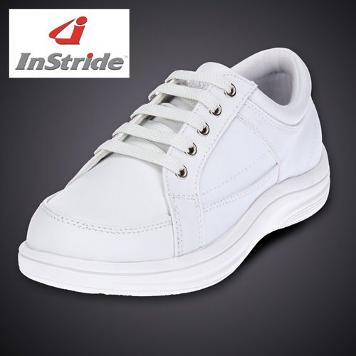 Instride shoes that were scientifically crafted in conjunction with  podiatrists and pedorthists for unbelievable comfort!