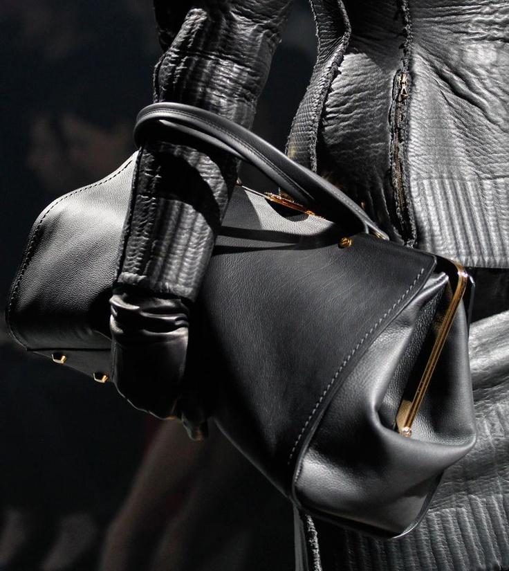 Fashion & Lifestyle: Lanvin Bags Fall 2012 Womenswear