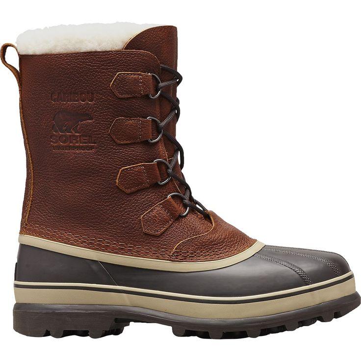 Sorel Caribou Wool Boot – Men's