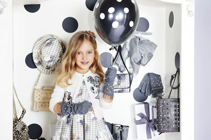 Monnalisa Fall Winter 2015  #Monnalisa #kidswear #girls #aw15 #newcollection #style #fashionkids