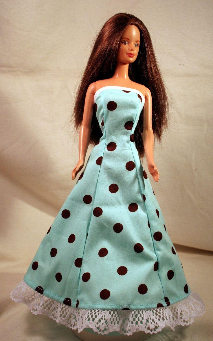 платья для кукол своими руками: 18 тыс изображений найдено в Яндекс.Картинках