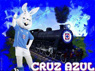 Liebre @zul ♥ por chicablue - La Mascota Azul - Fotos de Cruz Azul