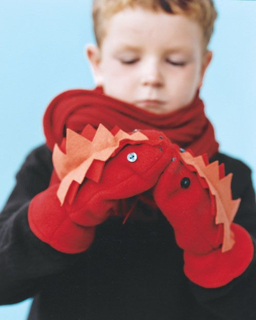 MONSTER Mittens - How to...