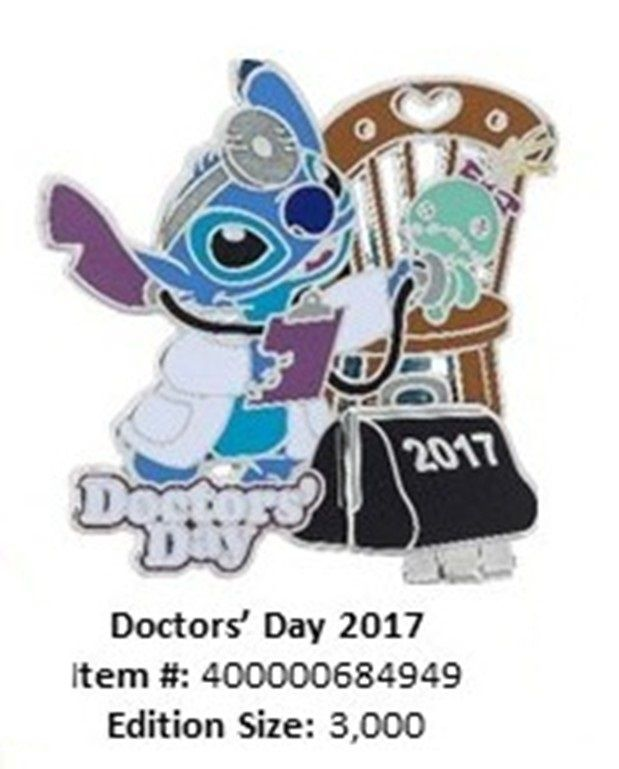 Disney Doctors Day Pins: 19 Best Disney Nurses Day Images On Pinterest