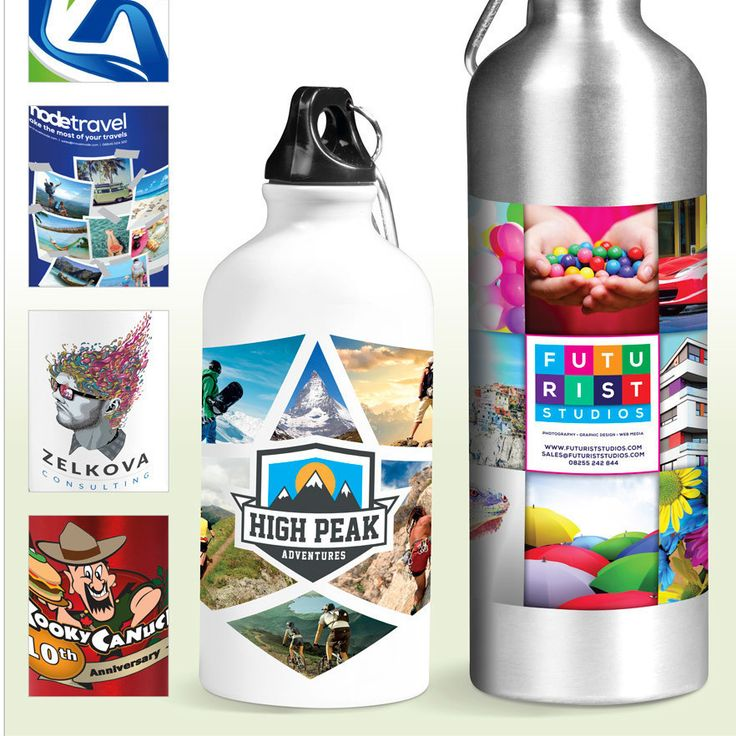 Best Branding offers Eye-popping Digital Printing on Drinkware. Want your brand or message to make an impact and stand out from the crowd?  Just-launched digital branding technology providing exciting new ways to deliver your message in high-impact, photo realistic full-colour, it's mission accomplished.  This new UV printing process provides for the application of a full-colour digital wrap print directly onto drinkware. • Great for printing artwork with vivid colours, multiple tones and…