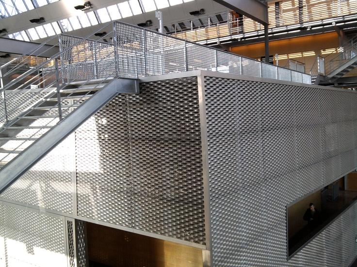 Ecole d'architecture de Marne la Vallée