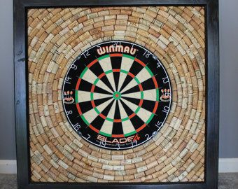 8 best images about dart board background ideas on pinterest cork wall creative and hot glue guns. Black Bedroom Furniture Sets. Home Design Ideas