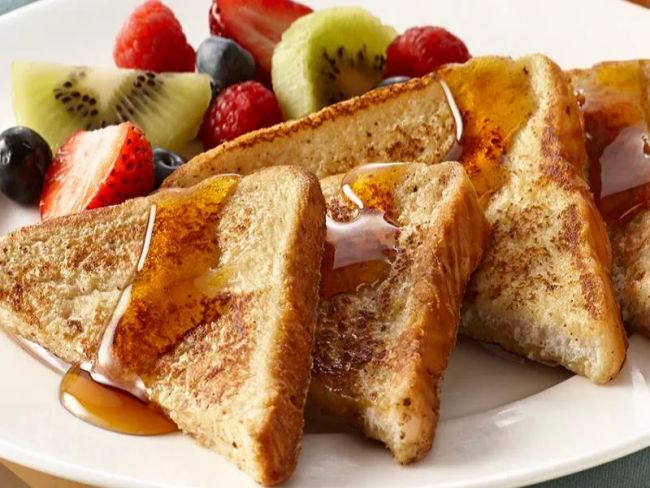 #Tostadas #Canela #Desayunos #recetas
