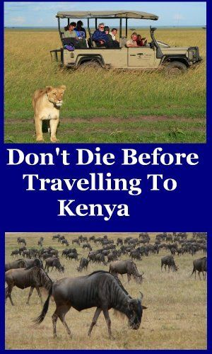 Learn Travelling Kenya Fast: A Simplified Safari Tour Guide To Kenya Wildlife Wonders And Destinations