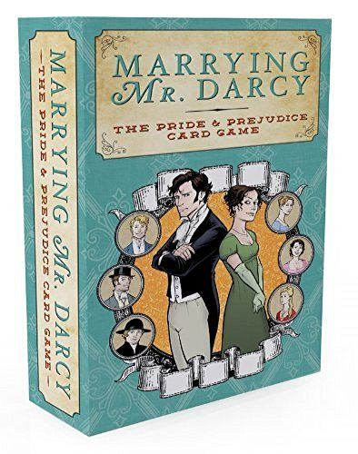 Marrying Mr. Darcy Board Game Game Salute