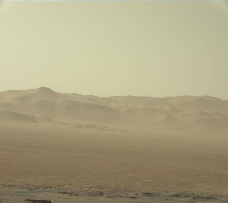NASA's Mars rover Curiosity acquired this image using its Mast Camera (Mastcam) on Sol 1886