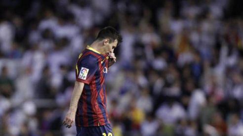Ce qui a fait capoter le transfert de Lionel Messi à Arsenal - http://www.actusports.fr/120228/ce-fait-capoter-transfert-lionel-messi-arsenal/
