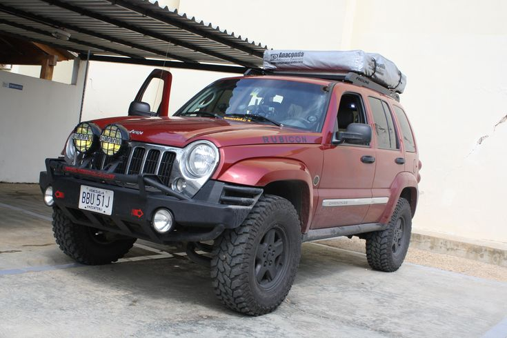 2007 Jeep Liberty Mods | Danielmoq's 2007 Jeep Liberty in Barquisimeto,