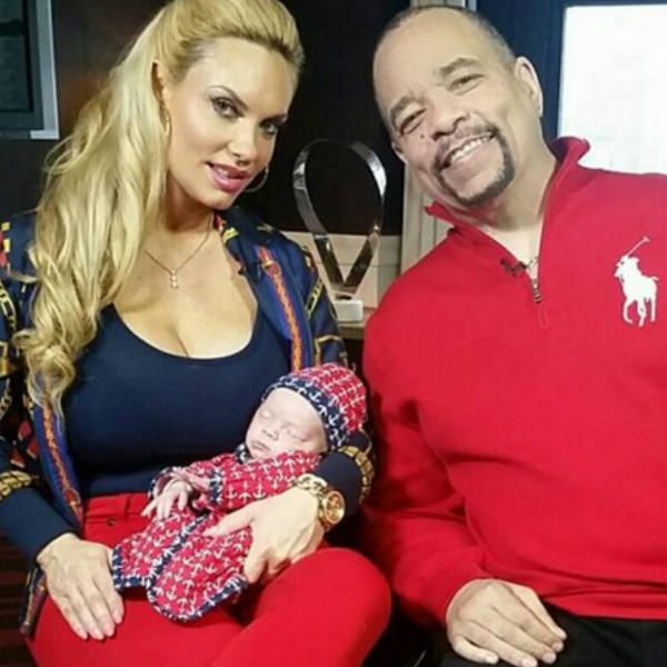 Coco Austin shares a photo of baby Chanel wearing heels and earrings-See the pic!